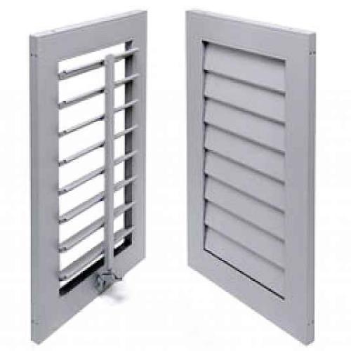 Fensterladen Aluminium Vista B90 | Storen Service Konzelmann