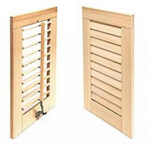 Fensterladen Holz Aperto B74 | Storen Service Konzelmann