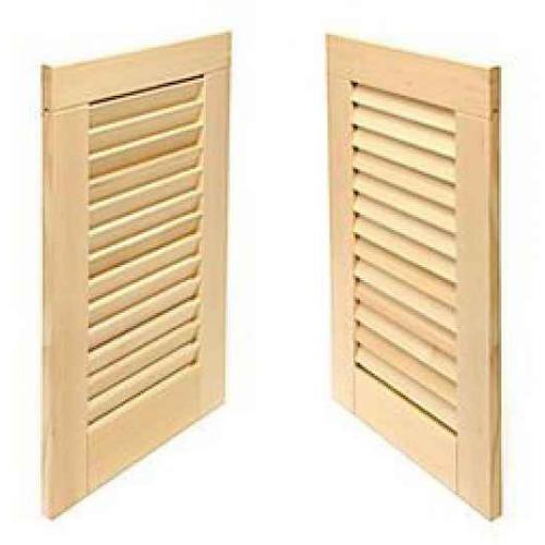 Fensterladen Holz Classico F54 | Storen Service Konzelmann