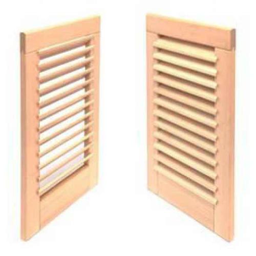 Fensterladen Holz Legno MB72 | Storen Service Konzelmann