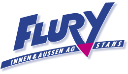 Logo Flury Innen & Aussen AG, Stans
