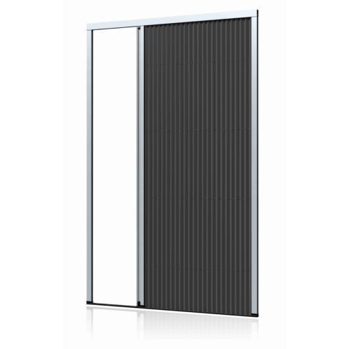 Insektenschutz Tür Plissee | Storen Service Konzelmann AG