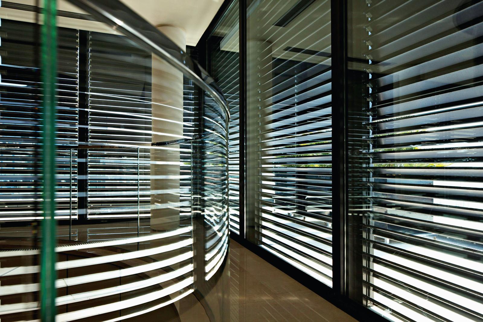 Lamellenstoren Metalunic | Storen Service Konzelmann AG