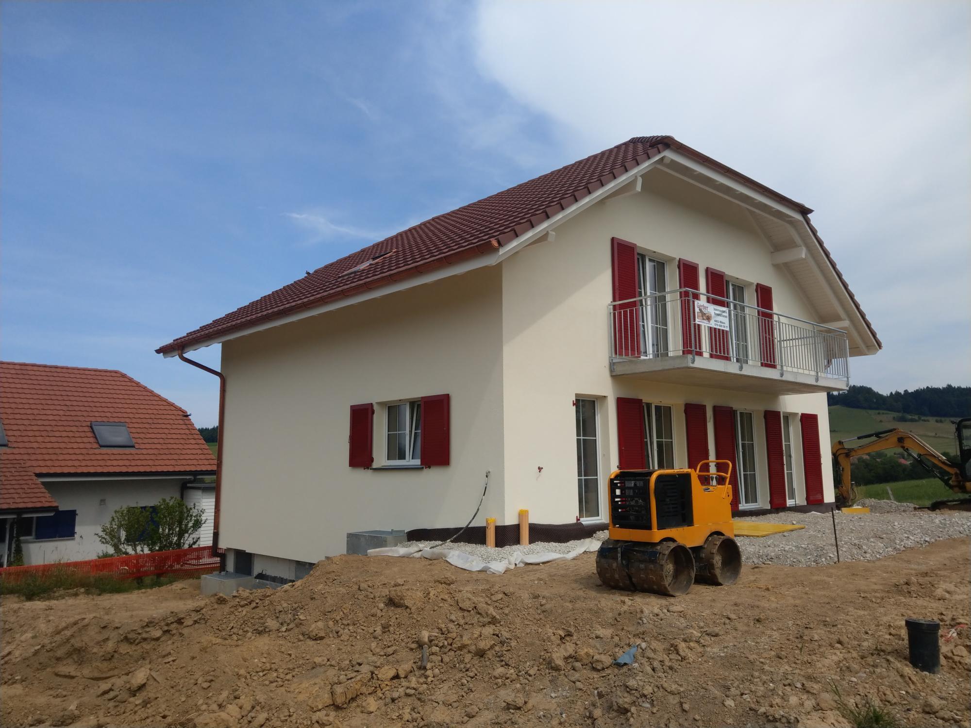 Fensterlaeden Landolt Untersteckholz | Referenzen Storen Service Konzelmann