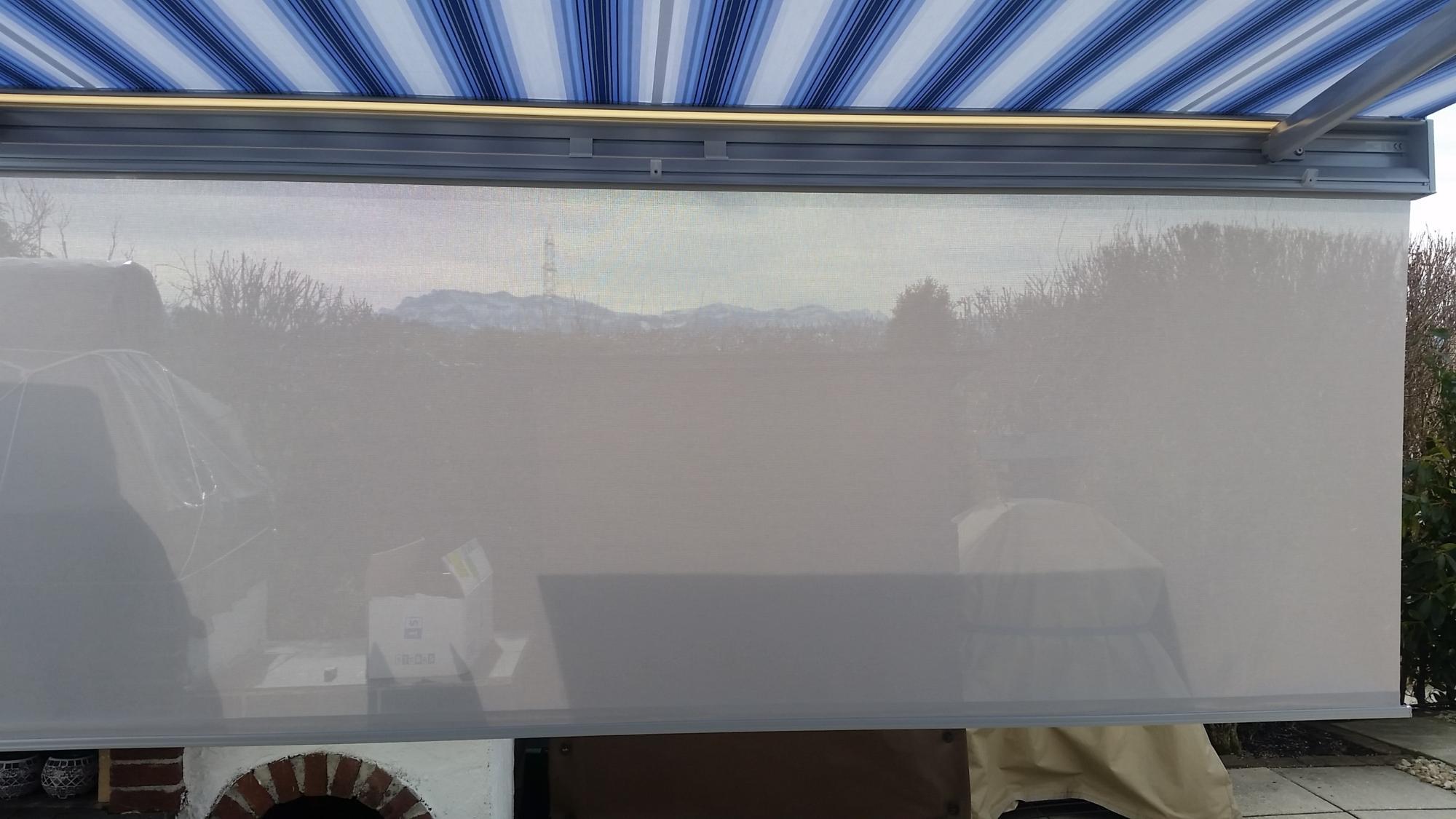 Sonnenstoren Siegrist Gunzwil | Referenzen Storen Service Konzelmann