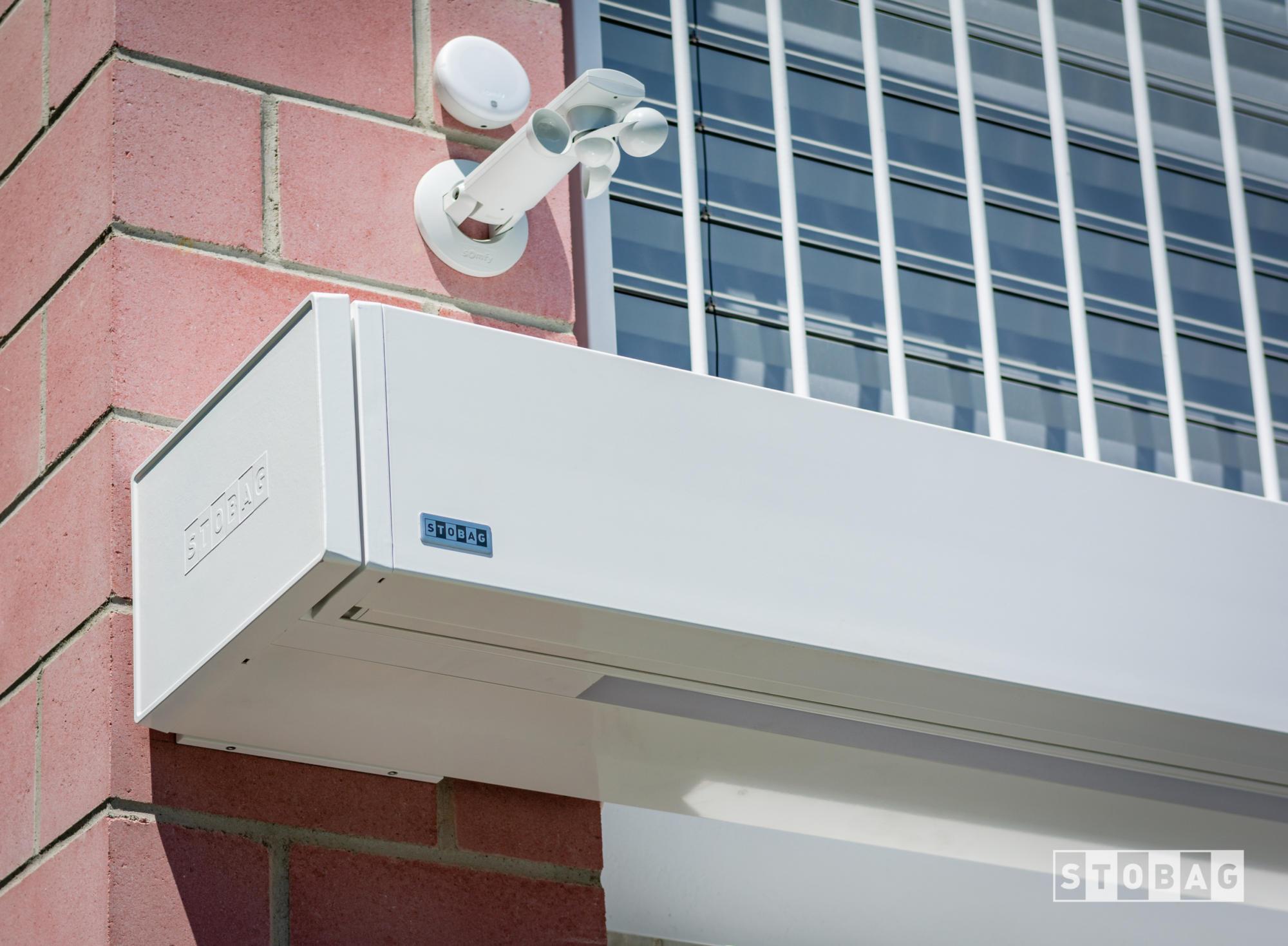 Sonnenstoren Kasettenmarkisen Camabox | Storen Service Konzelmann