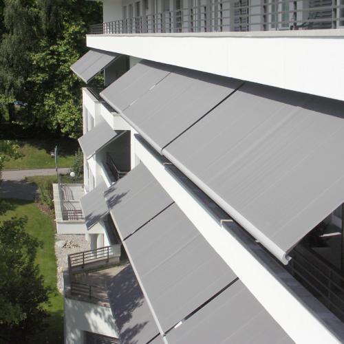 Sonnenstoren Offene Markisen Select | Storen Service Konzelmann