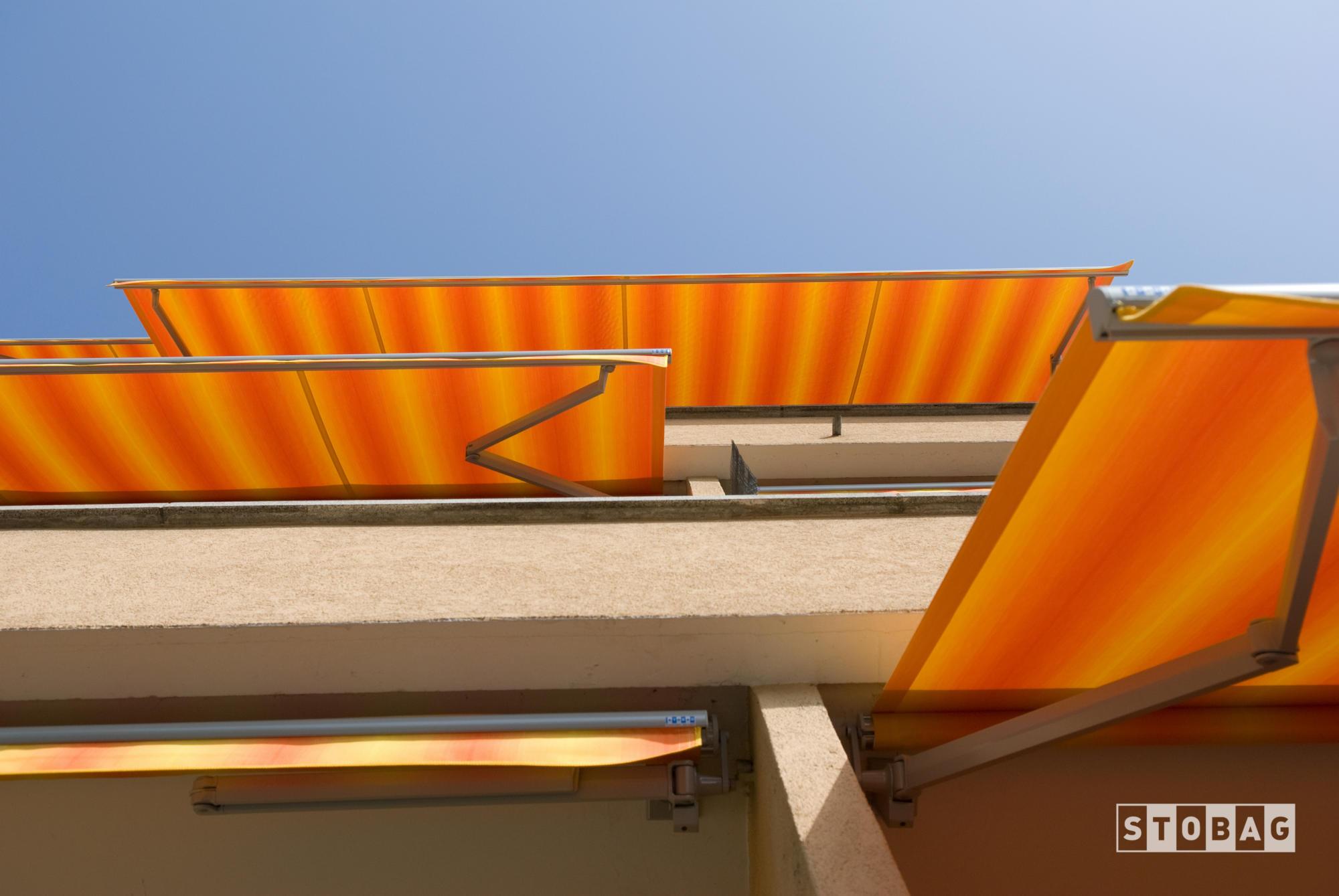 Sonnenstoren Offene Markisen Sigma | Storen Service Konzelmann