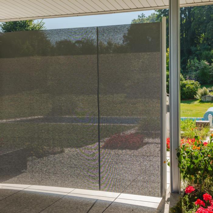 Sonnenstoren Seitenbeschattung Siro Flex | Storen Service Konzelmann