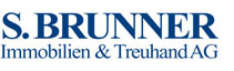 Logo S. Brunner Immobilien und Treuhand